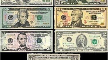 Dolar Nedir, Doların Tarihçesi, Dolar Banknotlar